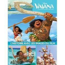 Vaiana - La légende du bout du monde - L'histoire avec les images du film