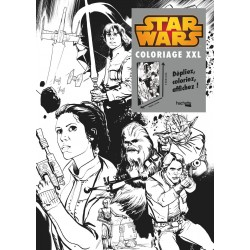 Star Wars - Coloriage XXL