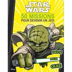 Star Wars - 50 missions pour devenir un Jedi