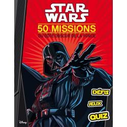 Star Wars - 50 missions du côté obscur de la force