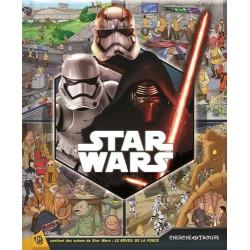 Star Wars - Cherche et trouve - 18 - Contient des scènes de Star Wars Le Réveil de la force
