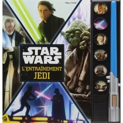 Star Wars - L'entraînement Jedi - Livre sonore