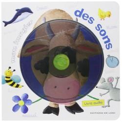 Mon imagier des sons - Livre audio 1 CD