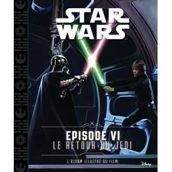Star Wars - Episode VI - Le Retour du Jedi - L'album illustré du film