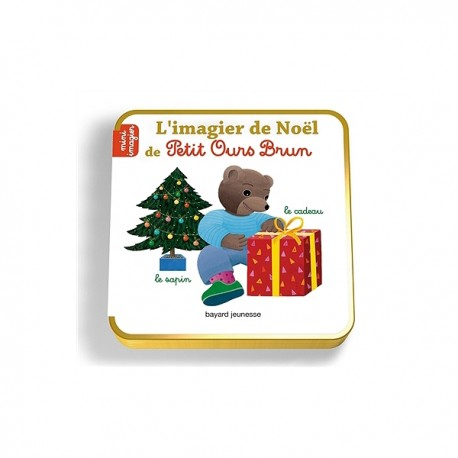 L'imagier de Noël de Petit Ours Brun