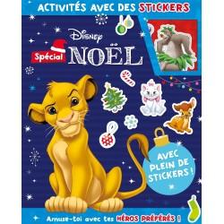 Disney Spécial Noël - Activités avec des stickers