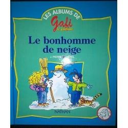 Les albums de Gafi de fantôme - Le bonhomme de neige