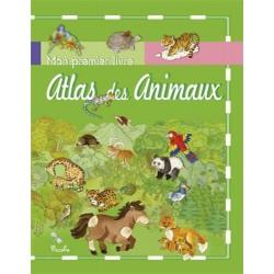 Mon premier livre - Atlas des animaux