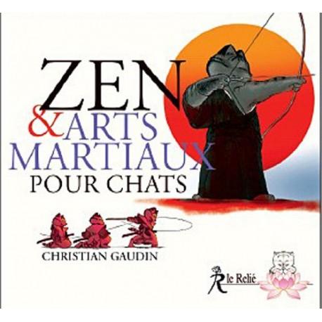 Zen & arts martiaux pour chats