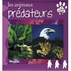 Les animaux prédateurs à l'état sauvage