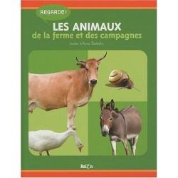 Regarde - Les animaux de la ferme et des campagnes