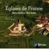 Eglises de France par-dessus les toits