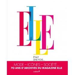 ELLE était une fois… 70 ans d'archives du magazine ELLE