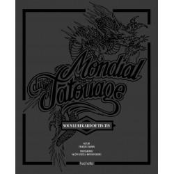 Mondial Tatouage - Sous le regard de Tin-Tin