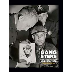 Gangsters - Criminels, flics, victimes, témoins - USA 1930-1960 - Photographies de presse
