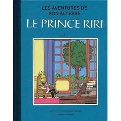 Les aventures de son altesse - Le prince riri, Tome 2, collection bleue