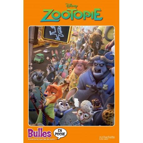 Zootopie - Bulles - L'aventure à portée de main !