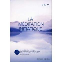 La méditation initiatique (1 DVD)