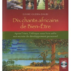 Dix chants africains de bien-être (1CD audio)