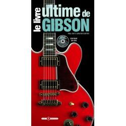 Le livre ultime de Gibson - Contient un DVD