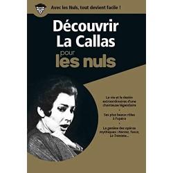 Coffret Découvrir La Callas pour les nuls avec 3 CD audio