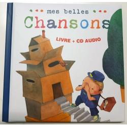 Mes belles chansons - Livre + CD Audio