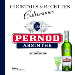 Cocktails & recettes cultissimes - Pernod Absinthe