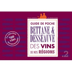 Guide de poche des vins de nos régions - 700 vins La sélection incontournable