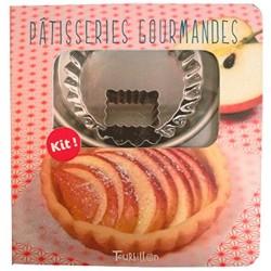 Coffret Pâtisseries gourmandes - Kit !