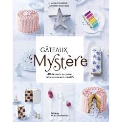 Gâteaux mystère - 40 desserts surprise, délicieusement créatifs