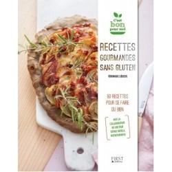 Recettes gourmandes sans gluten - 50 recettes pour se faire du bien