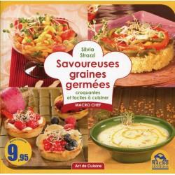 Savoureuses graines germées croquantes et faciles à cuisiner