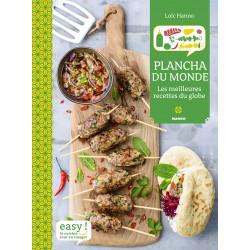 Plancha du monde - Les meilleures recettes du globe - Easy ! La cuisine tout en images