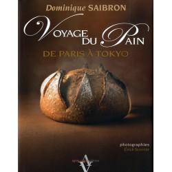 Voyage du pain de Paris à Tokyo