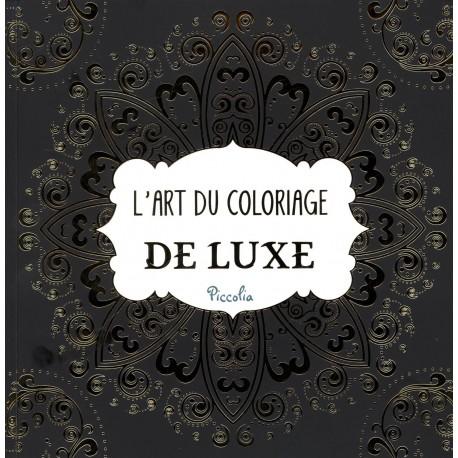 L'art du coloriage de luxe