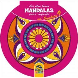 Les plus beaux Mandalas pour enfants - Vol. Symboles 9