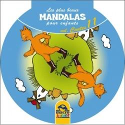 Les plus beaux Mandalas pour enfants - Vol. Contes 11