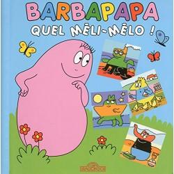 Barbapapa - Quel méli-mélo !