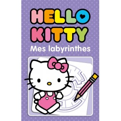 Hello Kitty - Mes labyrinthes