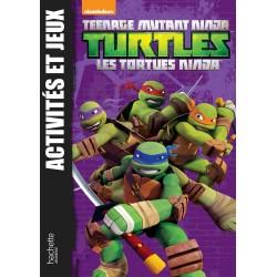 Tortues Ninja - Activités et jeux 2
