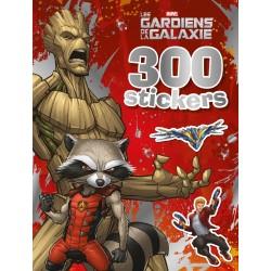 Les Gardiens de la Galaxie - 300 stickers
