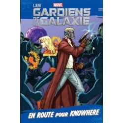 Les gardiens de la galaxie - En route pour knowhere