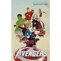 Marvel Cinematic Universe - Phase One - The Avengers