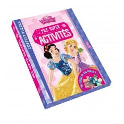 Coffret Disney Princesses - Mes super activités