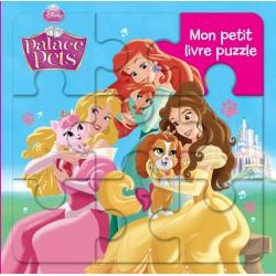Palace Pets - Mon petit livre puzzle