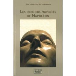 Les derniers moments de Napoléon