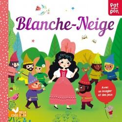 Blanche-Neige - Avec un imagier et des jeux
