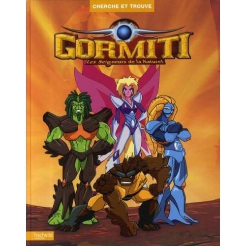 Gormiti, les Seigneurs de la Nature - Cherche et trouve