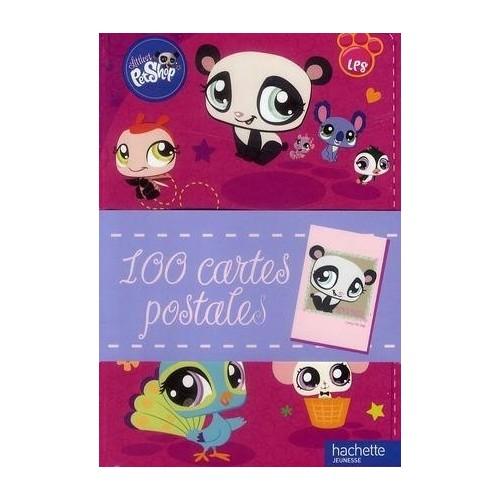 Littlest PetShop - 100 cartes postales à collectionner