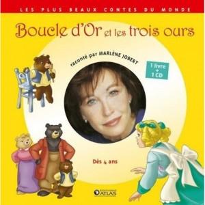 Boucle d'Or et les trois ours - 1 livre + 1 CD (audio)